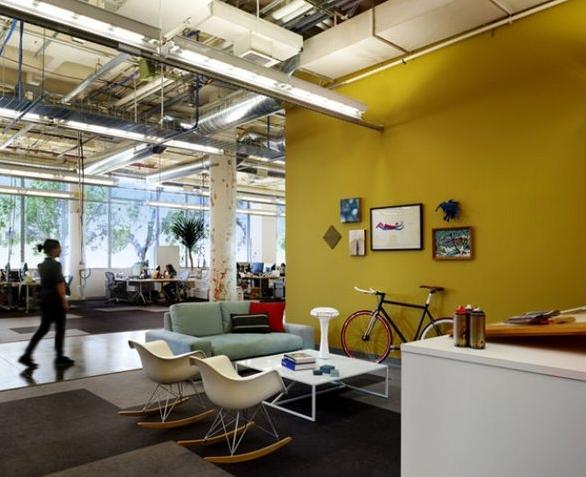 bureaux les plus beaux bureaux du monde. Black Bedroom Furniture Sets. Home Design Ideas