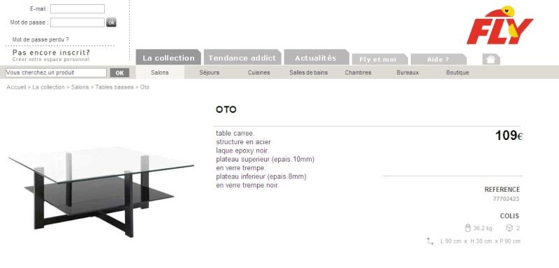Cherche adresse pour cette table basse page 2 - Confo deco marseille ...