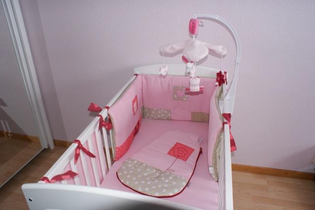 Chambre bébé (fille)