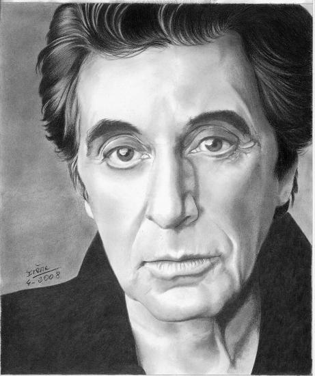 Either I act or I die.... Al Pacino Die