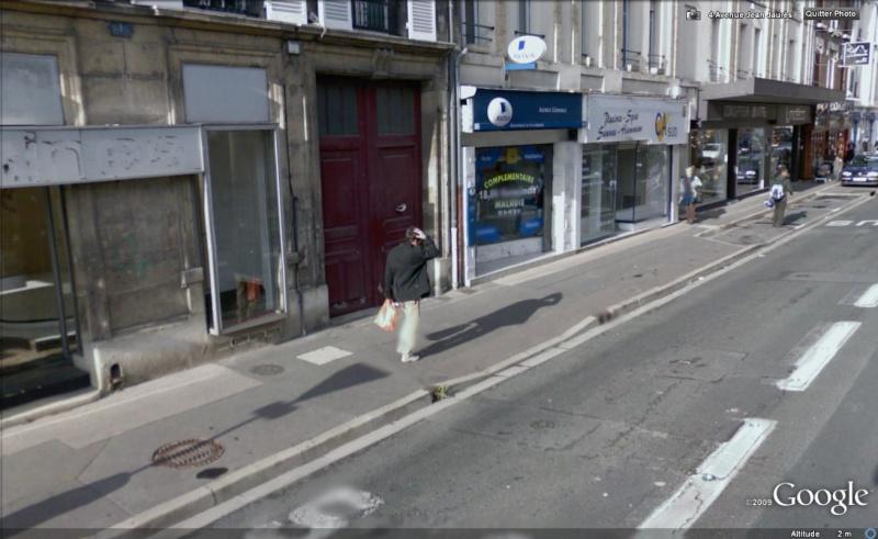 Street View A Gratouille Ou A Chatouille