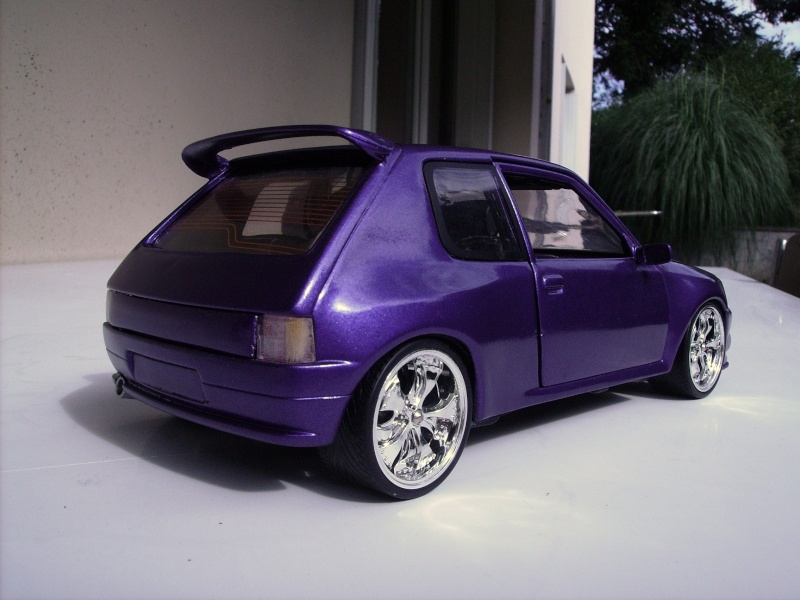 Pin 205 gti tuning 2 eme modele perso on pinterest for Housse 205 gti