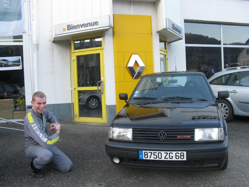 Le gagnant du d fi du mois ancien - Garage volkswagen selestat ...
