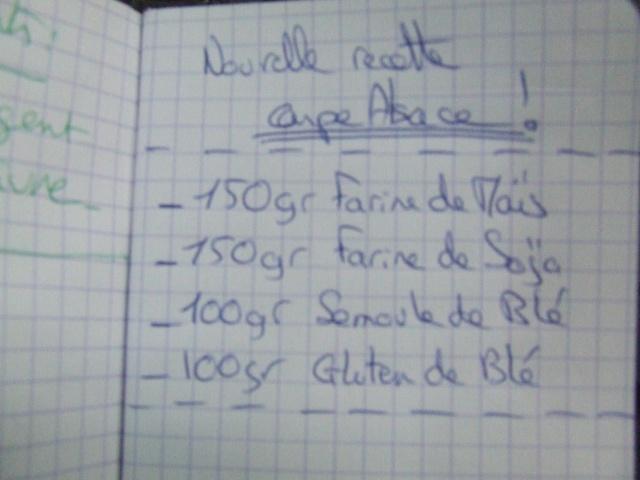 Dossier la bouillette maison en x tappes ep for Amorce maison pour carpe