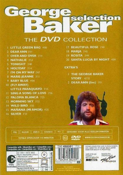 George Baker Selection - The DVD Collection (2002)