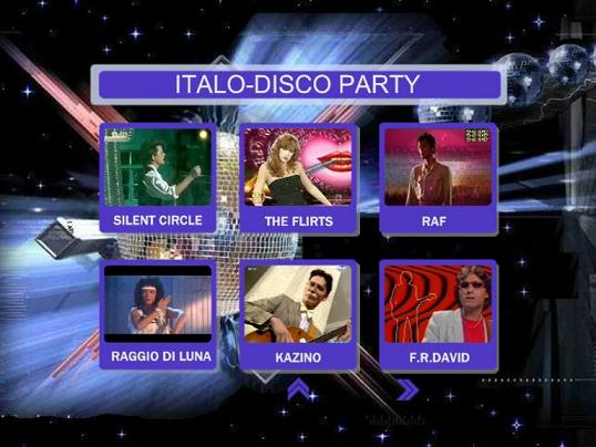 Italo-Disco Party - Volume 1 (2010)
