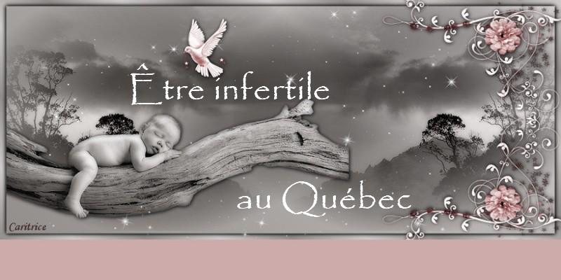 Être infertile au Québec