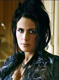 sharon den adel dresses