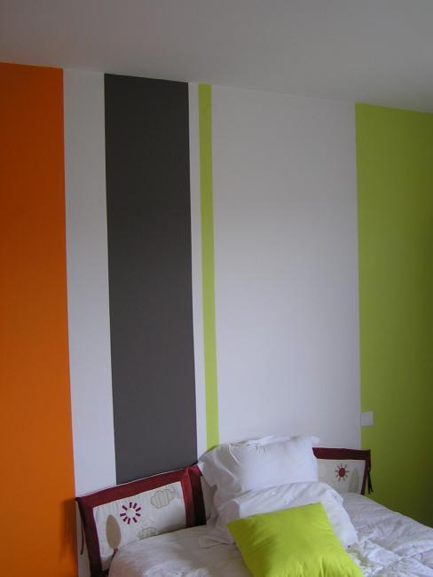 Des id es d co pour une chambre gar on page 1 - Idee couleur chambre garcon ...