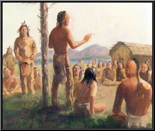 an introduction to the iroquois indians Start studying the iroquois constitution, ela11, english 3: introduction to early american literature, english language arts 11th grade, writing workshop: test learn vocabulary, terms, and more with flashcards, games, and other study tools.
