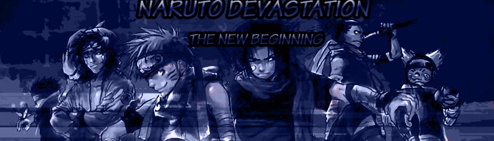 Naruto Devastation