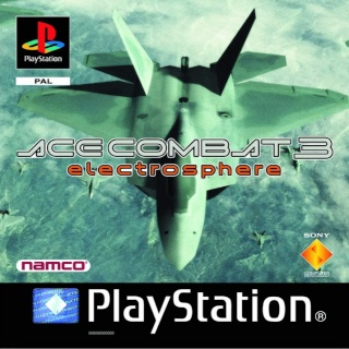Ace combat 3 Electrosph�re