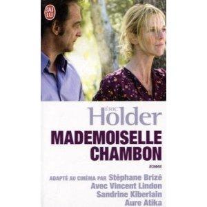 mademoiselle chambon de eric holder