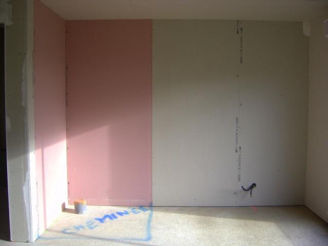 Maison en construction for Meuble ambia