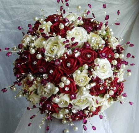 Bouquet de la mari e - Bouquet de mariee artificiel original ...