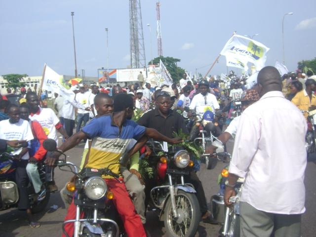 TSHISEKEDI:L UDPS PARTICIPERA AUX ELECTIONS DE 2011