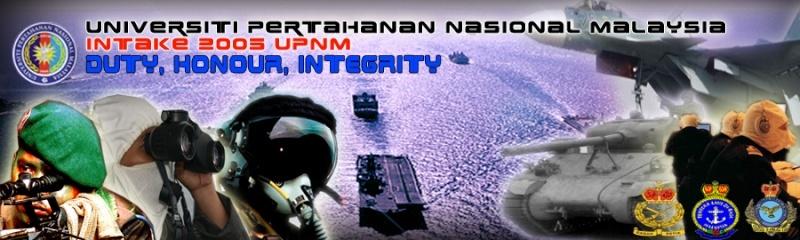 Intake 2005 ATMA UPNM