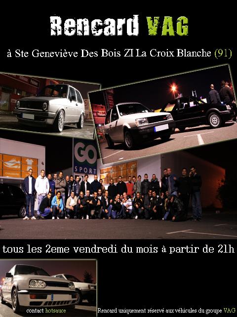 Sainte Genevieve Des Bois La Croix Blanche - [91] Rasso de Ste Genevieve(91)ZI la croix blanche(decathlon)tous les 2emes vendredi du mois