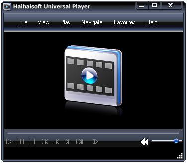 ����� ������ ������� Haihaisoft Universal Player 1.5.7.0