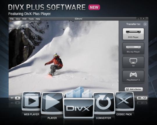 """����� ����� ������� """" DivX Plus 8.1.2 Build 1.7.0.12 """" ���� 44 ����"""