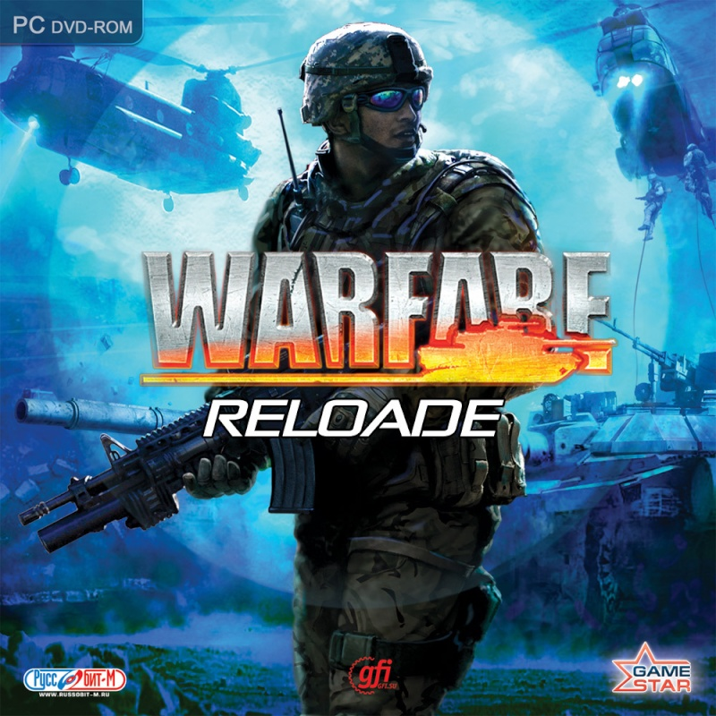 ������ ������������ Warfare Reloaded SKIDROW