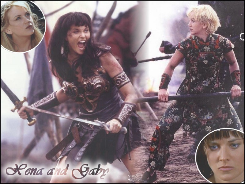 Xena-and-Gaby