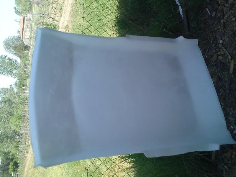 ciel de toit fibre pour 106 3 porte. Black Bedroom Furniture Sets. Home Design Ideas