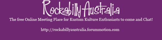 Rockabilly & Kustom Kulture Australia