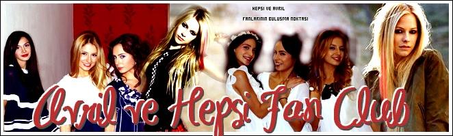 Grup Hepsi & Avril Lavigne Fan Club (: