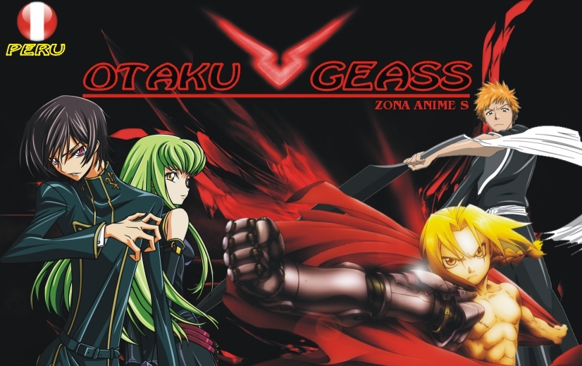 Otaku Geass - Zona Anime S