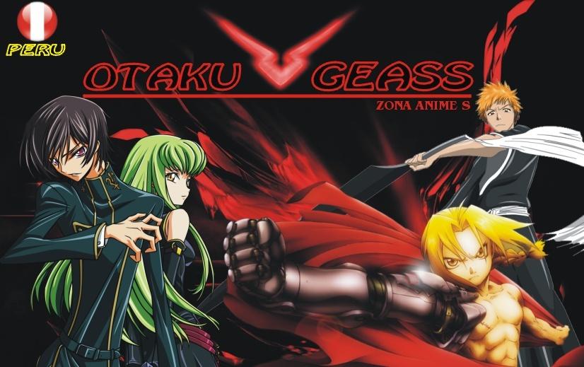 Otaku Geass - Zona Anime S