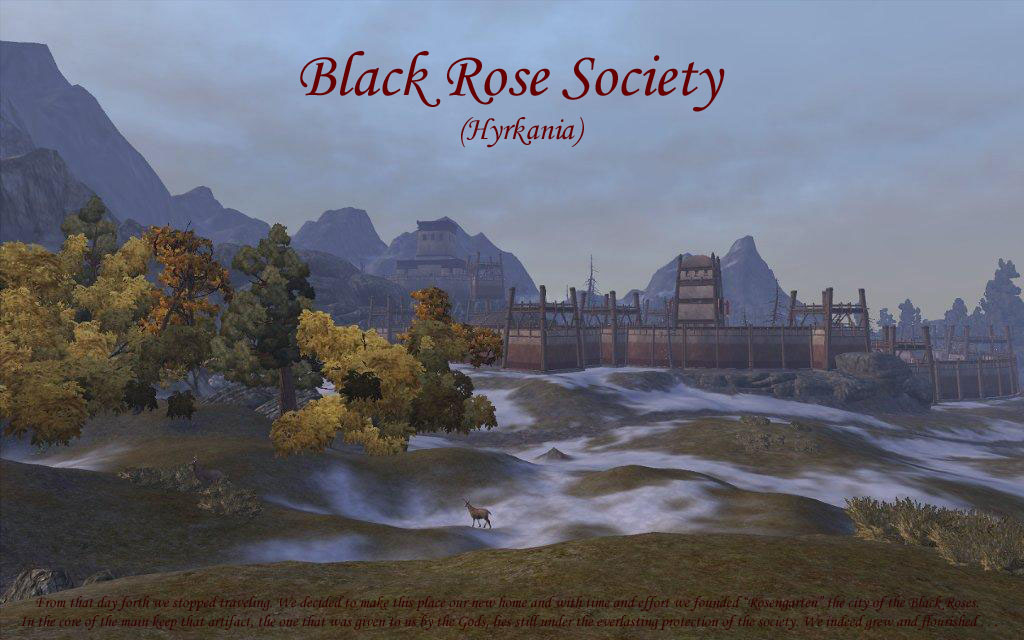 Black Rose Society