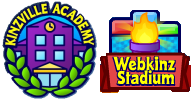 Kinzville Academy and Webkinz Stadium