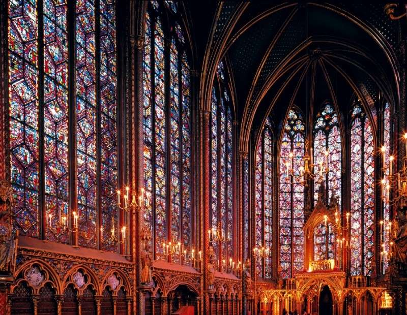 Art gothique de paris et des environs for Art gothique