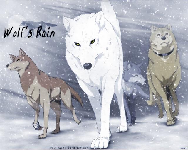 Wolf's rain Gamers Serbia