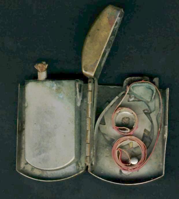 Top Briquets à allumage méche ou cigarette particulier IJ57