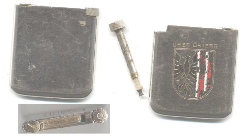 Connu Briquets à allumage méche ou cigarette particulier XU42