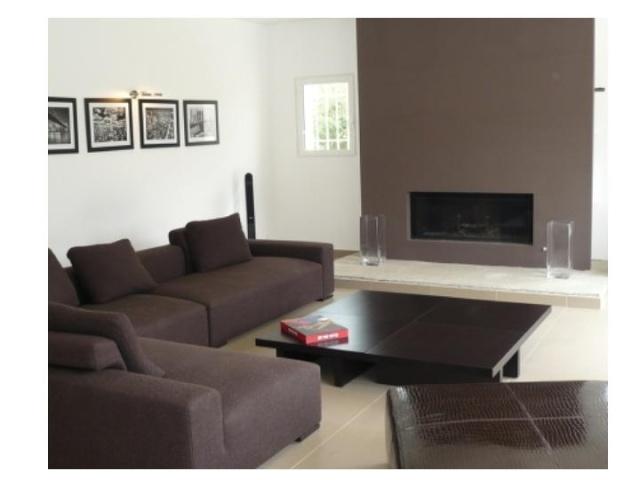 Transformation de notre salon salle manger for 2 canapes dans un petit salon