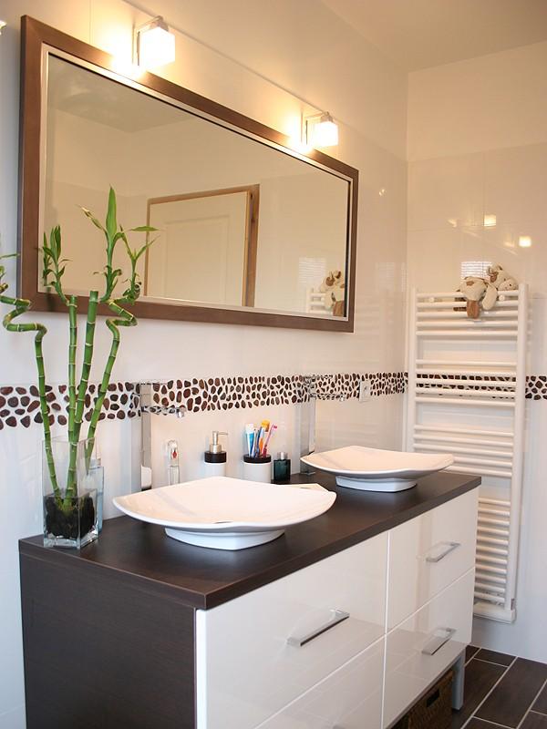 Salle de bain red corer sans trop de frais page 2 - Decoratie salle de bain zen bambou ...
