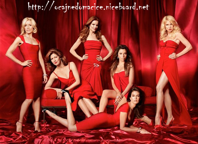 Desperate housewives-Welcome