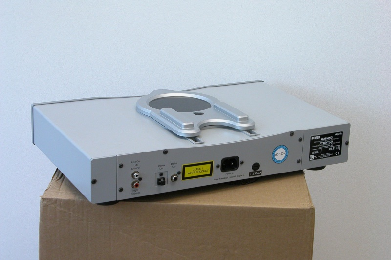 Rega Apollo Cd Player Used Sold
