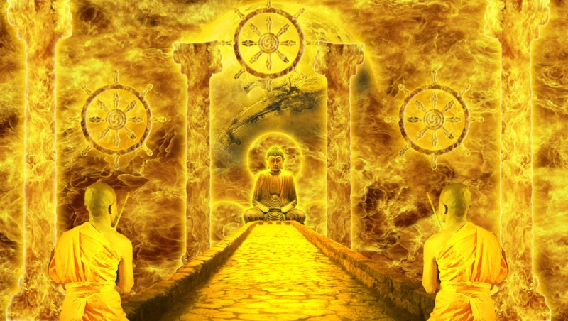 Wheel of Dharmachakra