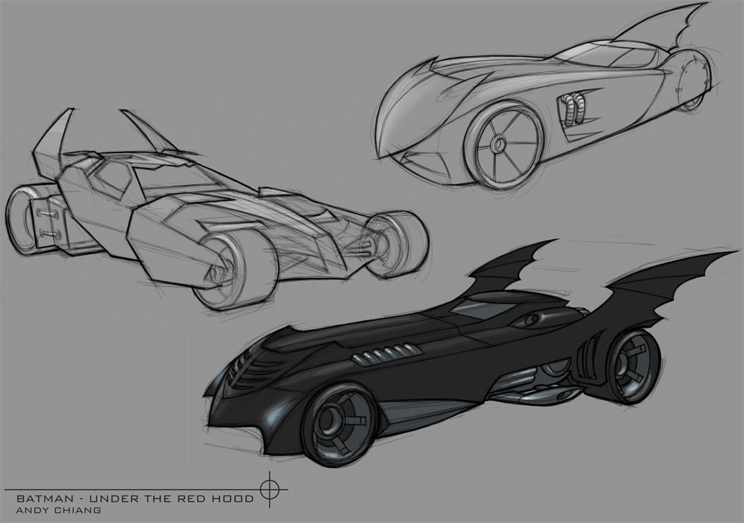 Batcycle blueprints