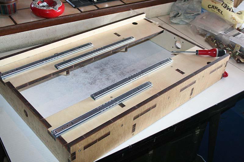 Bille De Bois De Sciage - Bati CNC en bois metal est ce faisable? Page 2