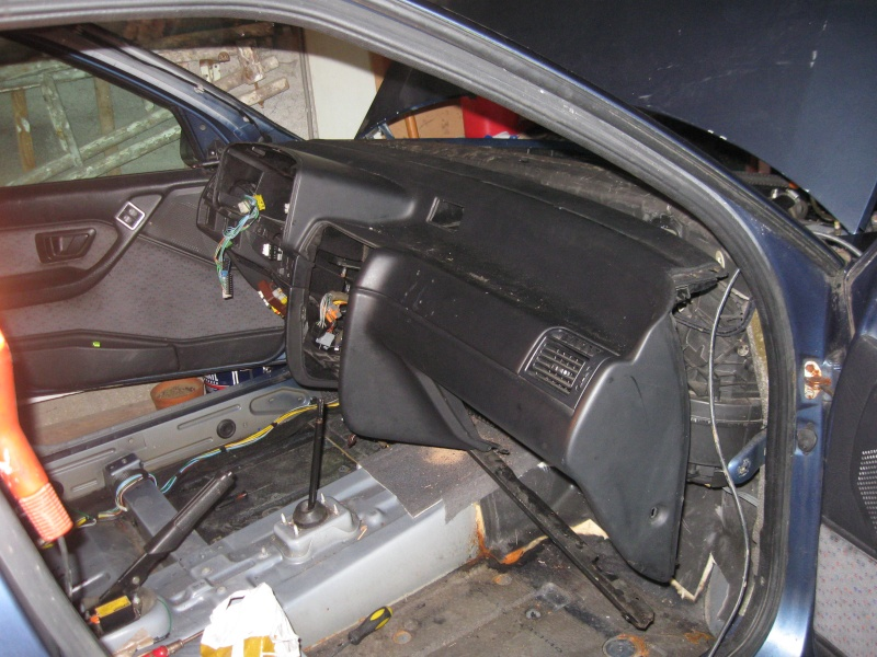 Citroen zx td tentative de restauration pgt concept for Interieur zx