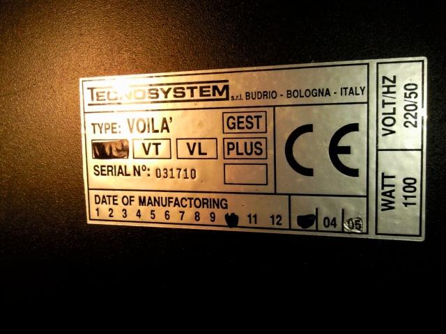 afficher le sujet tecnosystem voila vts pods spazio bar