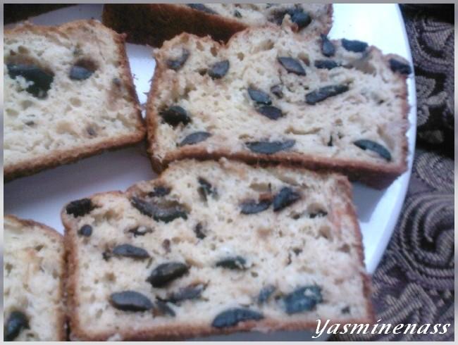 Cake Au Thon Et T Olive Noires