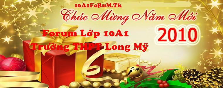 10A1 FORUM
