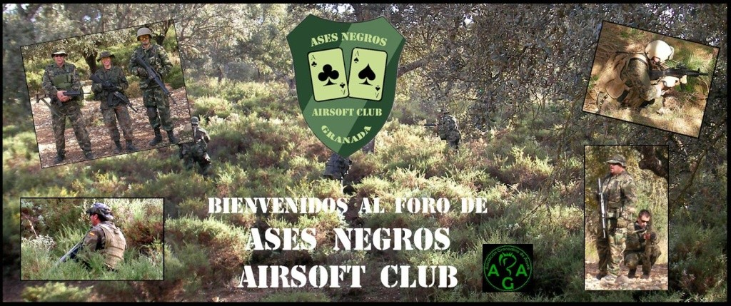 ASES NEGROS AIRSOFT CLUB