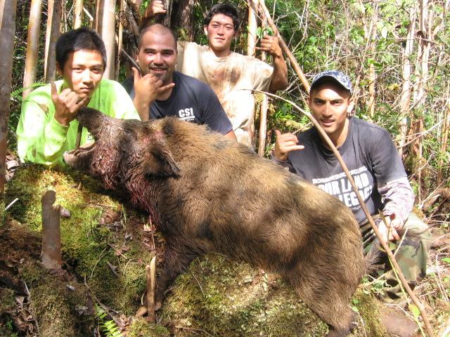 24-10 Boarz - Big Island